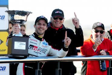 """Rossi: """"El ritmo del auto fue clave para llevar a cabo la estrategia"""""""